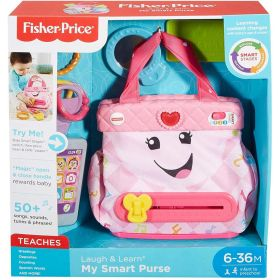 Fisher Price Laugh and Learn My Smart Purse
