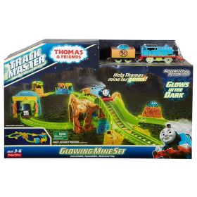 Fisher-Price Thomas & Friends TrackMaster Glowing Mine Set