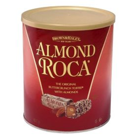 Almond Roca The Original Buttercrunch Toffee With Almonds Tin 822gm