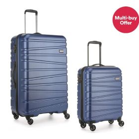 Antler Sonar Exclusive 2 Piece Luggage Set Large and Cabin