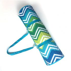 Aqua Collection Roll Up Beach Mat
