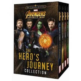 Avengers Infinity War The Hero's Journey Collection