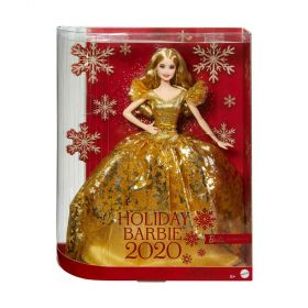 Barbie Signature 2020 Holiday Barbie Doll