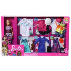 Barbie Dream Careers Doll and Fashions Playset