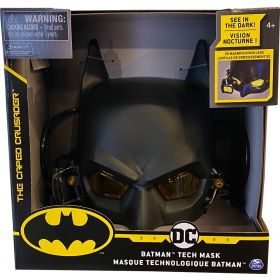 Batman Tech Mask With Inbuilt Night Vision