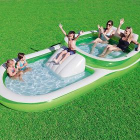 Bestway H2OGO Family Pool With Slide