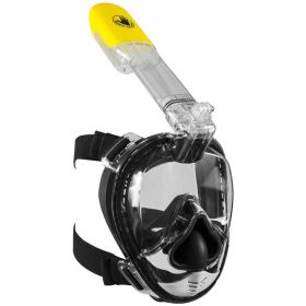 Body Glove AIRE Full Face Snorkel Mask with Detachable Camera Mount