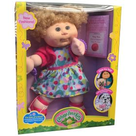 Cabbage Patch Kids 14 inch Kids Curly Hair