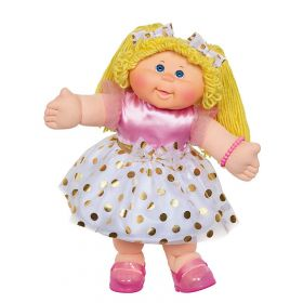 """Cabbage Patch Kids 35th Anniversary 16"""" Blonde Doll"""