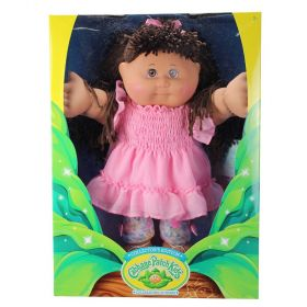 """Cabbage Patch Kids 35th Anniversary 16"""" Brown Hair Doll"""