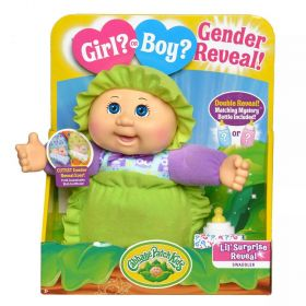 Cabbage Patch Kids Surprise Gender Reveal Newborn Doll
