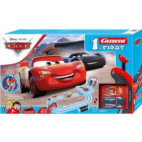 Carrera Disney Piston Cup Cars 3 Slot Car Set