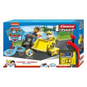 Carrera Paw Patrol Slot Car Set