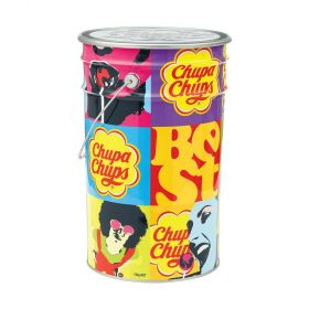 Chupa Chups Mega Tin 1000 Lollipops