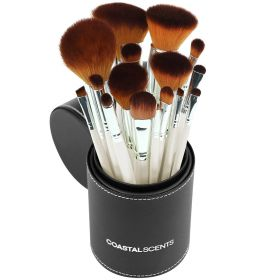 Coastal Scents Pearl Deluxe 16 PC Brush Set