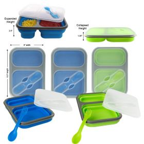 Collapsible Lunch Box (4 Piece Set)