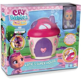Cry Babies Magic Tears Katie's Super House