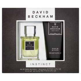 David Beckham Instinct Gift Set 30ml EDT + 150ml Shower Gel