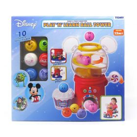 Disney Play 'n' Learn Ball Tower
