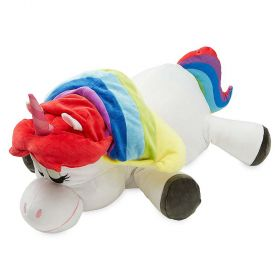 Disney Rainbow Unicorn Cuddleez Plush 25 Inch