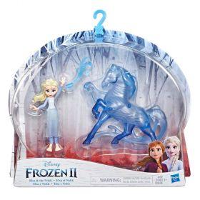 Disney Frozen 2 Elsa Small Doll and the Nokk Figure