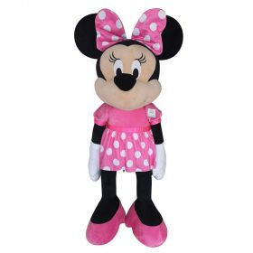 Disney Minnie Mouse Jumbo Plush Toy 60 Inch