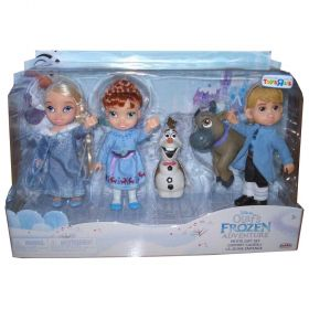 Disney Olaf's Frozen Adventure Petite Gift Set