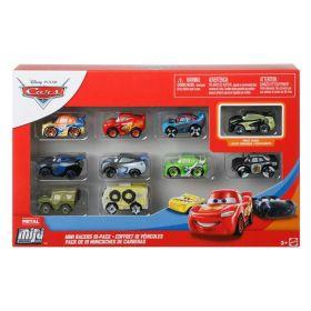 Disney Pixar Cars Mini Racers 10-Pack - Assorted