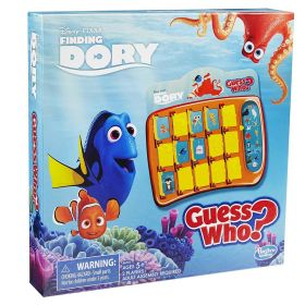Disney Pixar Finding Dory Guess Who? Game