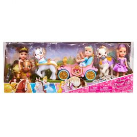 Disney Princess Royal Carriage & Dolls Gift Set
