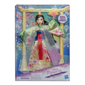 Disney Princess Royal Deluxe Mulan