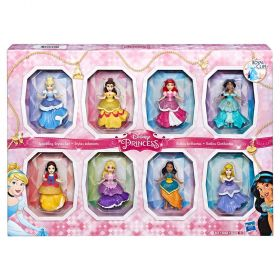 Disney Princess Small Doll Collection Pack