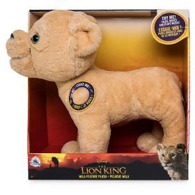 Disney The Lion King Nala Interactive Feature Plush