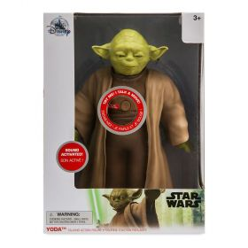 Disney Star Wars Talking Yoda with Lightsaber Exclusive 9 inch Figure