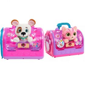 Doc McStuffins on the Go Pet Carrier Assorted