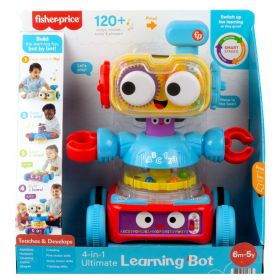 Fisher Price 4-in-1 Ultimate Learning Bot
