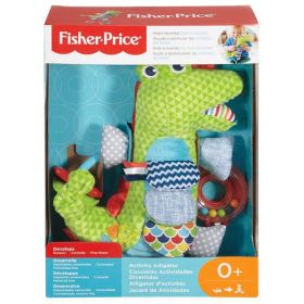 Fisher Price Activity Alligator Ages 0+