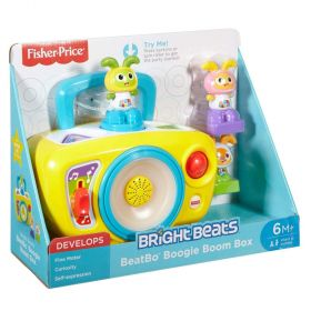 Fisher Price BeatBo Boogie Boom Box