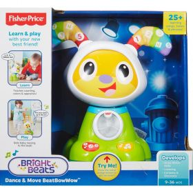 Fisher Price Bright Beats Dance & Move BeatBowWow