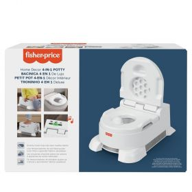 Fisher Price Home Decor 4-in-1 Potty