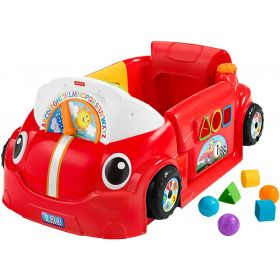 Fisher Price Laugh and Learn Smart Stages Crawl Around Car