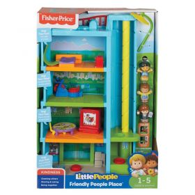 Fisher Price Little People Friendly Place