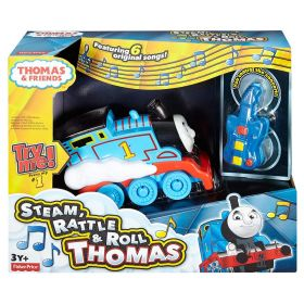 Fisher-Price Thomas & Friends Steam Rattle & Roll Thomas