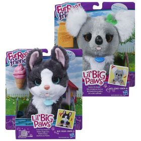 FurReal Friends Lil' Big Paws Assorted