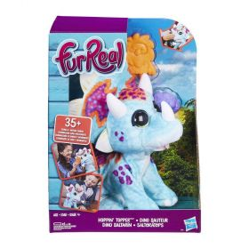FurReal Hoppin' Topper Interactive Plush