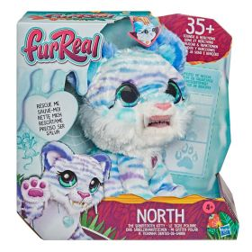 FurReal North the Sabertooth Kitty Interactive Pet Toy