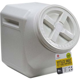 Gamma2 Vittles Vault Airtight Stackable Pet Food Container 27KG
