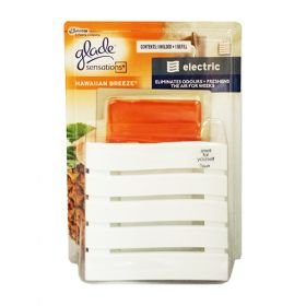 Glade Sensations Electric Air Freshener Hawaii Breeze