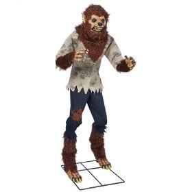 Halloween Animated Werewolf