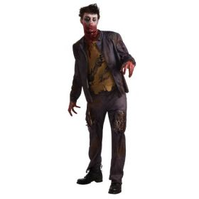 Halloween Zombie men Adult costume